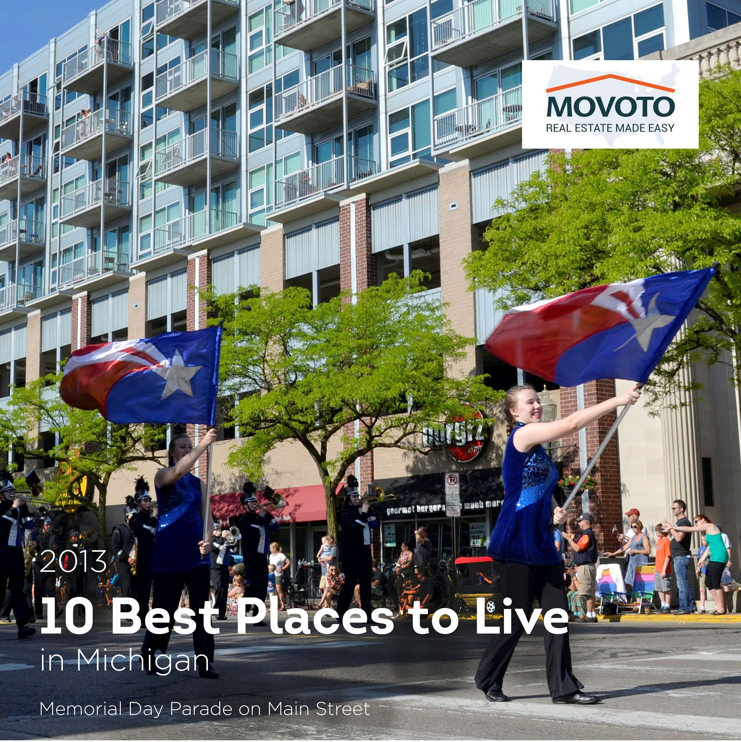 10 Best Places to Live