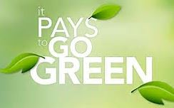 pays to go green