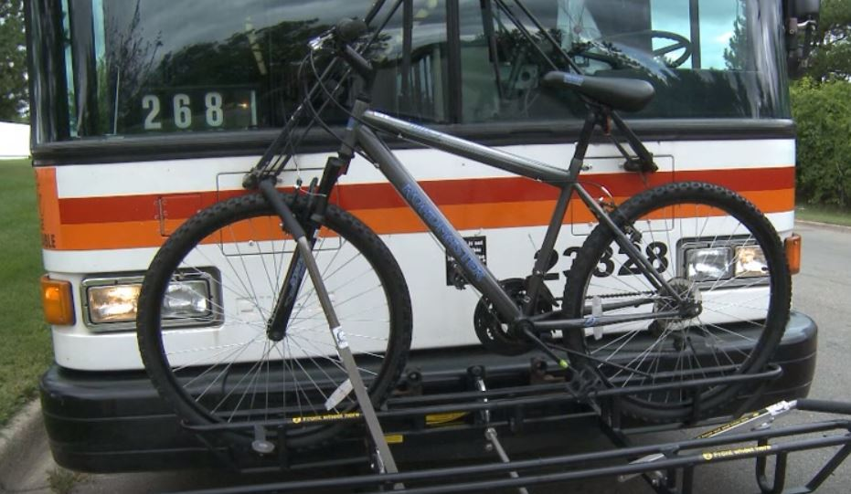 Bus Bike Rack