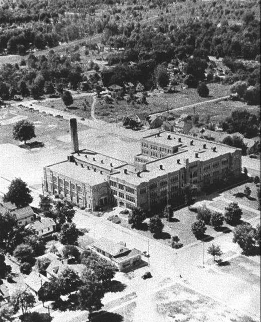 Royal Oak High School Circa 1930